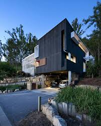 Brisbane House of the Year and Brisbane Regional Commendation - Residential  Architecture - Houses - Stonehawke