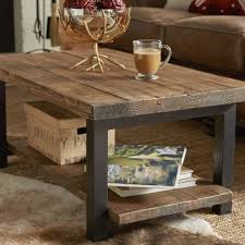 Image Dining Table Reclaimed Wood Coffee Tables Loon Peak The Giftler Reclaimed Wood Coffee Tables 13 Top Picks For Rustic Style