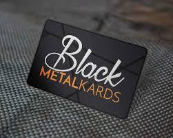 <b>Metal Business Cards</b> || Guaranteed Luxury Stainless <b>Steel</b> ...
