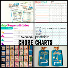 Remodelaholic 36 Free Printable Organizers For A Household