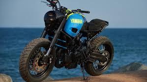 xsr700 otokomae by ad hoc caf racer yamaha motor austria