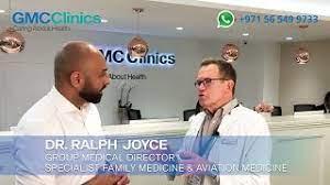Dr. Ralph Joyce - Specialist Family Medicine, Aviation Medicine - YouTube