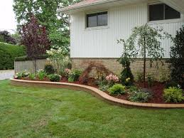 simple landscaping ideas. Simple Landscaping Ideas Home. Collection In Front Yard Home Design E A