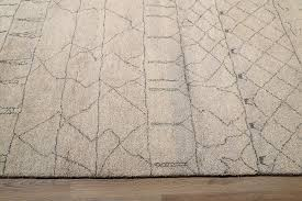 moroccan area rug best of floors rugs moroccan aria gray wool 9 12 rugs for living room