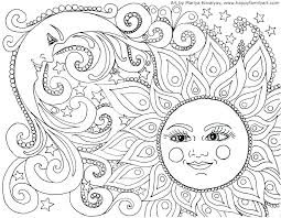 Trippy Coloring Page Coloring Pages Mushrooms 1 Mushroom Page Adult