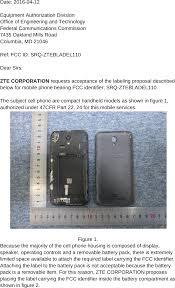 Ztebladel110 Wcdma Gsm Gprs Dual Mode Digital Mobile Phone Cover