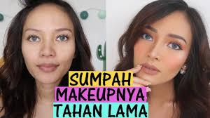 cara makeup kondangan yang tahan lama anti luntur