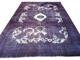 oriental rug galaxy hand knotted purple ohio