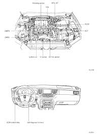 where is the vent control solenoid located on a 2004 kia sedona graphic