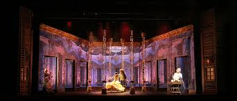 Beauty And The Beast Musical Set Design Beauty And The Beast Aaron Rhyne Designs
