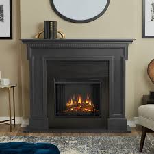real flame thayer electric fireplace grey free today inside ashley inspirations 9