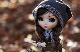 Cute Doll Wallpapers (72+ background ...