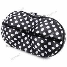 $11.22 - Traveling Dot Patterned Bra Bag for Women HLI-72159
