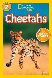 national geographic kids readers cheetahs