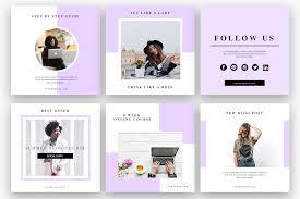 Instagram Design Coach Instagram Design Pack Instagram Design Templates
