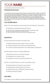 Create A Professional Cv Professional Cv Example Myperfectcv