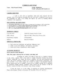 M.tech fresher resume. CURRICULAM VITAE Name: Nalla Praneeth Reddy Mobile:  9908056814 E-mail: nalla.