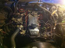 in addition Toyota 2e Engine Diagram 5M Engine Wiring Diagram   ODICIS moreover Carburetor diagrams b3 323 mazda   Fixya in addition AE86 Carb Project Part 1   YouTube besides running lean in my 84 22r additionally SOLVED  Vacuum hose diagram for carburetor manifold of a   Fixya besides SOLVED  Vacuum Diagrams Need diagram for engine vacumns   Fixya in addition 22R Carburetor vacuum lines questions   YotaTech Forums besides Vacuum hose diagram for 1987 22r toyota pick up in addition Toyota 2e Engine Diagram Saturn 5 Engine Wiring Diagram   ODICIS in addition Nissan 720 Pickup Truck Vacuum Hose Routing and Repair Guide   Part. on vacuum line diagram 87 toyota carburater