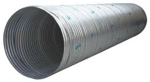 corrugated culvert drainage pipe model number 3020h14