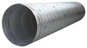 corrugated culvert drainage pipe model number 1810h16 menards sku 6893523