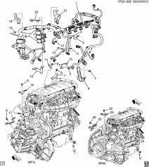 chevrolet cruze l turbo spd auto engine wiring harness 2011 chevrolet cruze 1 4l turbo 6 spd auto engine wiring harness new 13359193