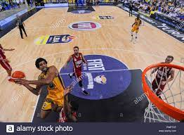 Turin, Italy. 13th Oct, 2018. Lega Basket Serie A 2018-2019 match between  FIAT Torino and Alma Trieste. Credit: Massimo Matta/Pacific Press/Alamy  Live News Stock Photo - Alamy