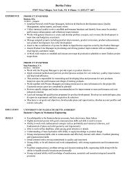 Product Engineer Resume Product Engineer Resume Samples Velvet Jobs 6