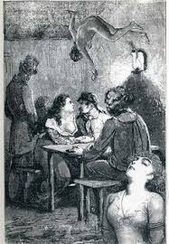 surrealism essay met museum max ernst max ernst illustration to a week of kindness 1934 by max ernst first french