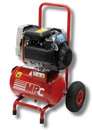 compresor de aire para pintar. herramienta de aire a presion con motor gasolina mpc compresor para pintar r