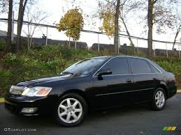 2001 Black Toyota Avalon XLS #22059817 Photo #8 | GTCarLot.com ...