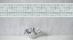 Tile Border Bathroom White Bathroom Border Tiles Mosaic Wall Tiles