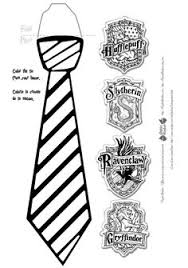 Small Picture Striped tie template we made these out of print paper last year