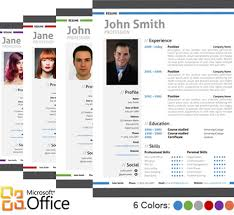 Modern Cv Word Modern Resume Template Cover Letter Portfolio
