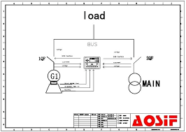 full size of wiring diagram of ats panel for generator 3 phase ats22 single line circuit