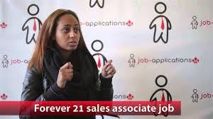 forever 21 s associate job forever 21 s associate job