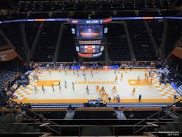 Pbr Thompson Boling Arena Seating Chart Thompson Boling Arena Section 321 Rateyourseats Com