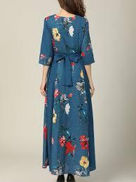<b>Elegant Floral Print</b> Dresses - Shop Online | StyleWe