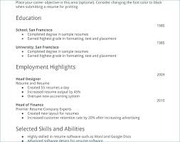 College Student Resume Samples No Experience Awful Resume Sample ...