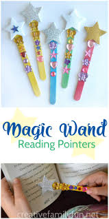 magic wand reading pointers children s books with activities pointers wand and craft
