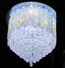 small led chandelier