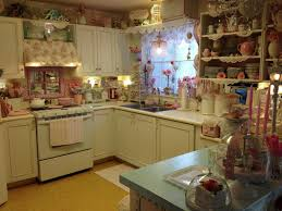 Shabby Chic Kitchen Country Shabby Chic Kitchen Home Design And Decor Beautiful