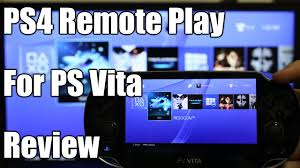 PS4 Remote Play For PS Vita Review