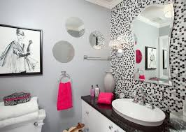 Bathroom Wall Decoration Ideas I Small Decor - YouTube