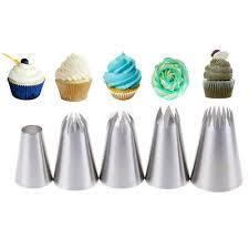 Russian Piping Tips Cake Decorating Supplies 88 Baking