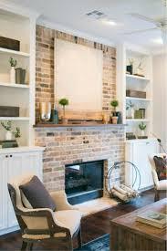 Diy Fireplace Makeover Ideas Best 25 Brick Fireplace Makeover Ideas On Pinterest Painting