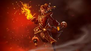 wallpaper lina slayer dota 2 custom set hd picture image