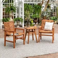 walker edison furniture company 3 piece