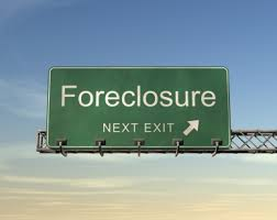 Image result for photo of sign that say foreclosure