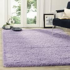 great modern lilac area rugs house decor with safavieh california cozy plush lilac rug 3