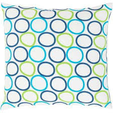 bright colored pillows. Delighful Bright Emmos Poly Euro Pillow To Bright Colored Pillows O